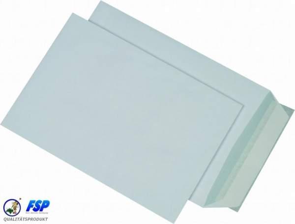Weiße DIN B5 176x250mm Versandtasche ohne Fenster hk (500 Stück)