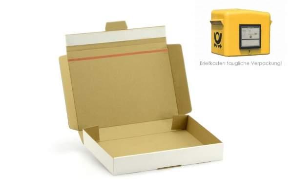 215x155x30mm Maxibriefkartons für Briefkastenschlitz geeignet