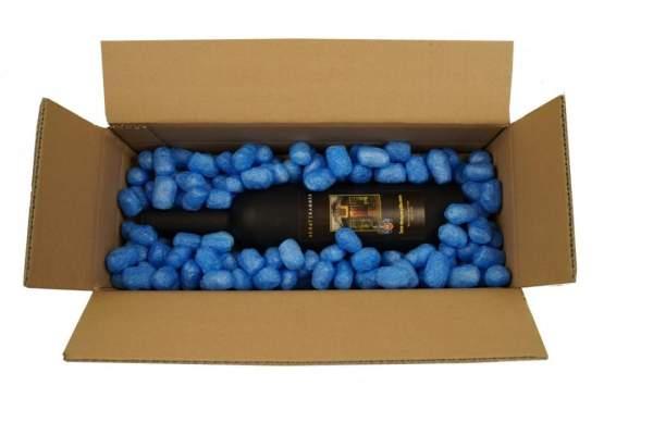 (L) Frankreich-Blau Verpackungschips Biobiene® Small kompostierbar