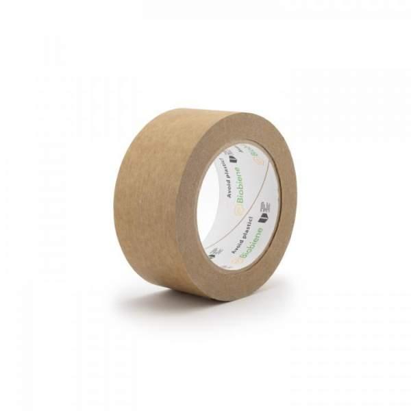 Papier-Paketband Packbiene® Öko 50mmx50m