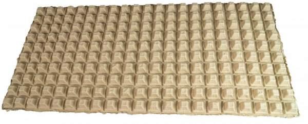 Schutz-Fasergussplatte