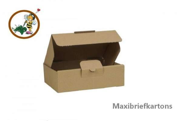160x110x45mm Maxibriefkarton braun