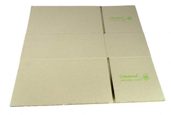 Graspapier-Kartonagen Naturebox® TBL1 - 405 x 205 x 145 mm