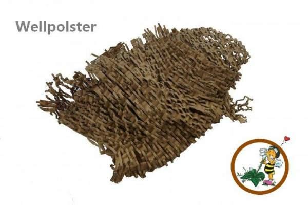 Umweltfreundliches Wellpolster®
