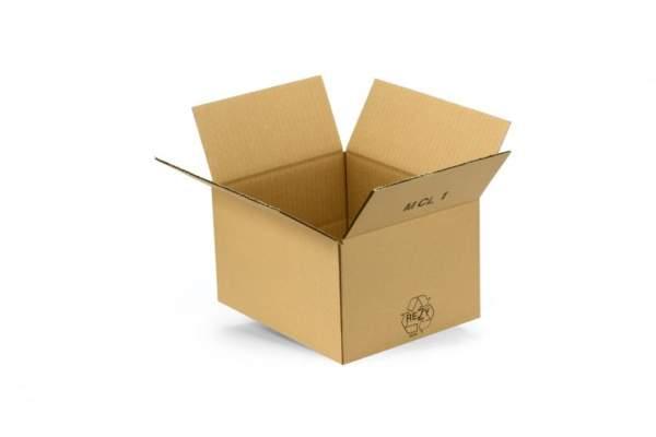 250x200x140mm Einwellige Kartons