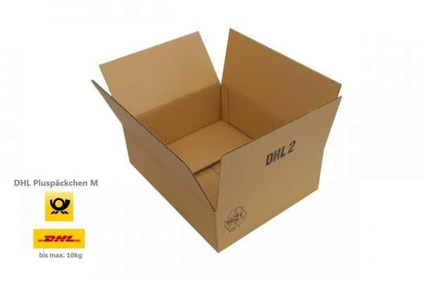 365x290x120mm Einwellige Kartons