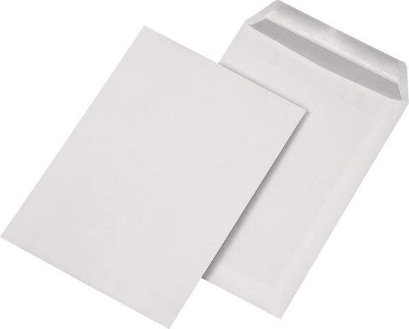 Briefumschläge C5 ohne Fenster 80 g/m² weiß sk (500 Stück)