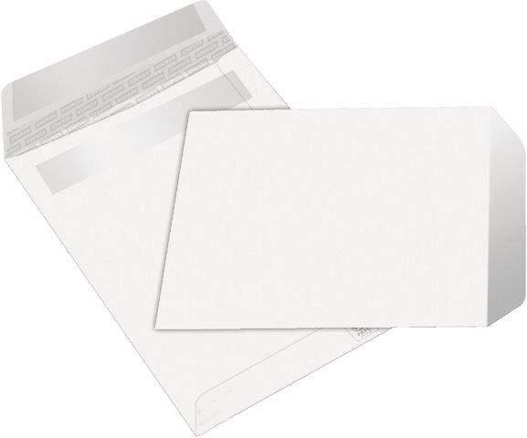 Briefumschläge C5 ohne Fenster weiß 80g sk 50 Stück