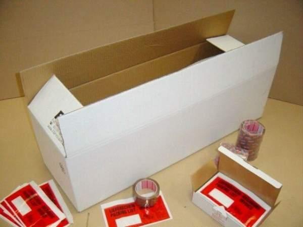 Kartons MEA in weiß zweiwellig online erwerben