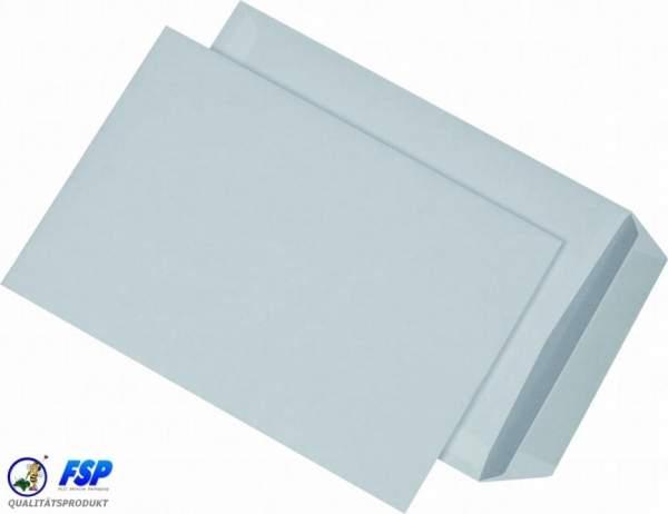 Weiße DIN B5 176x250mm Versandtasche ohne Fenster nk (500 Stück)