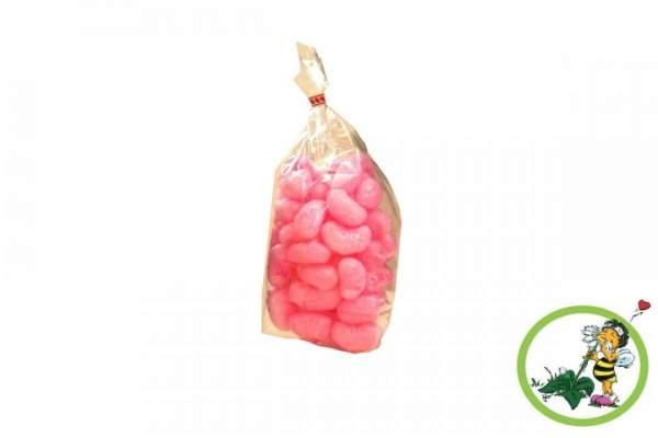 (L) Pinke Verpackungschips Biobiene® Small kompostierbar