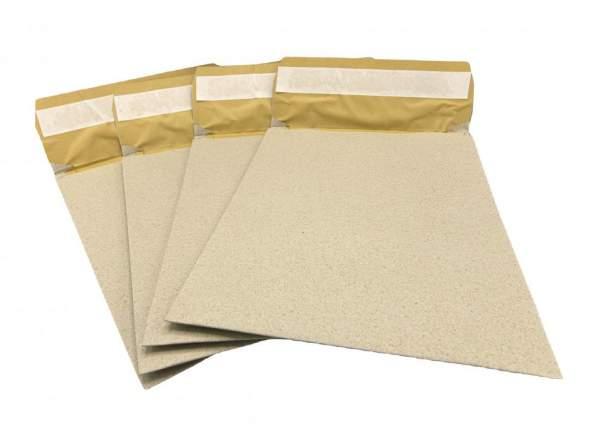 Graspapier-Polstertasche mit Falte B5 176x250x50 mm (100 Stück)