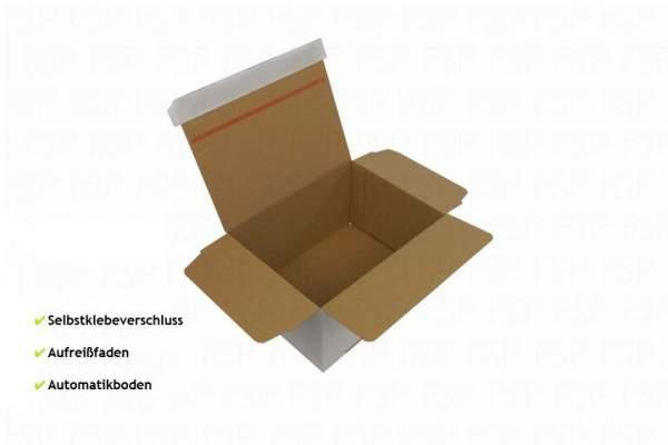 Magic-Kartons 23,5x18x13cm mit Selbstverklebung