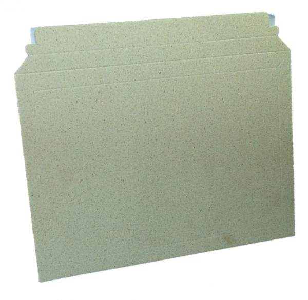 Post Versandtasche Naturebox® aus Graspappe I 234x180 mm (200 Stück)