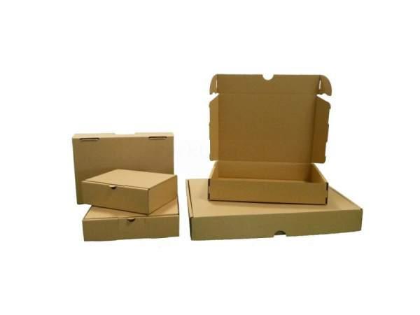 275x125x45mm Maxibriefkarton braun Postverpackungen