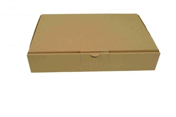Maxibriefkarton 232x156x41mm MB2A braun Versandverpackung