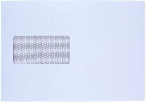 Briefumschläge C5 mit Fenster 100g/m² FSC holzfrei hochweiß hk 250 Stück