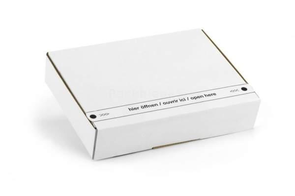 305x215x46mm Maxibriefkartons weiß